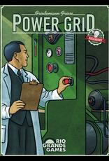 Rio Grande Games Power Grid Recharged Edition