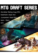 Wizards of the Coast In-Store Gaming: MtG Draft Series