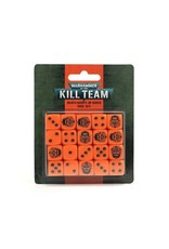 Games Workshop Kill Team 2E:  Death Korps of Krieg Dice Set