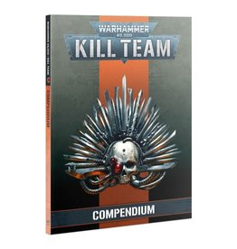 Games Workshop Kill Team 2E:  Compendium