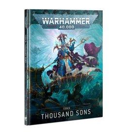 Games Workshop Thousand Sons: 9th Ed Codex