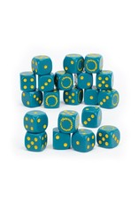 Games Workshop Thousand Sons Dice