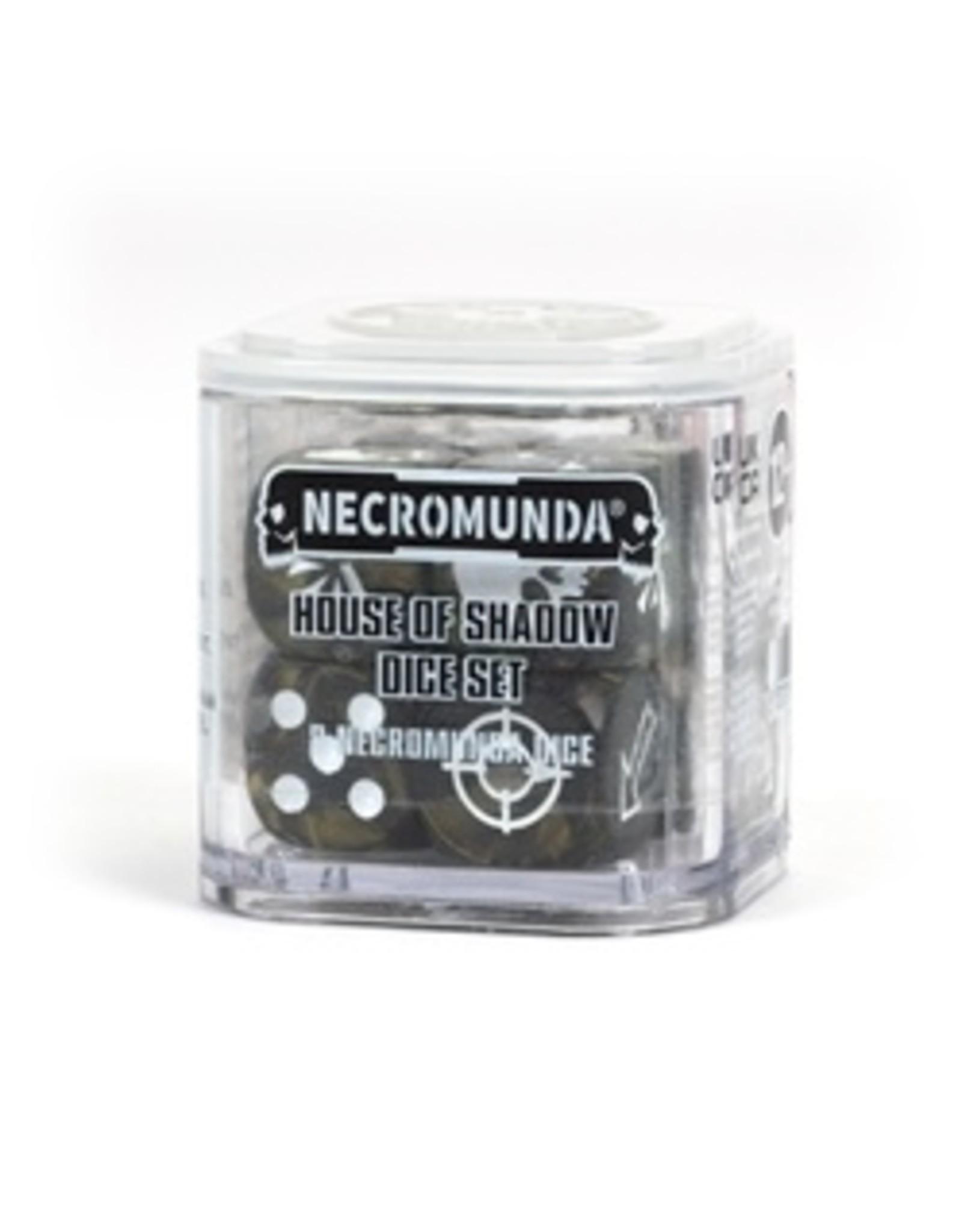 Games Workshop Necromunda: House of ShadowsDice