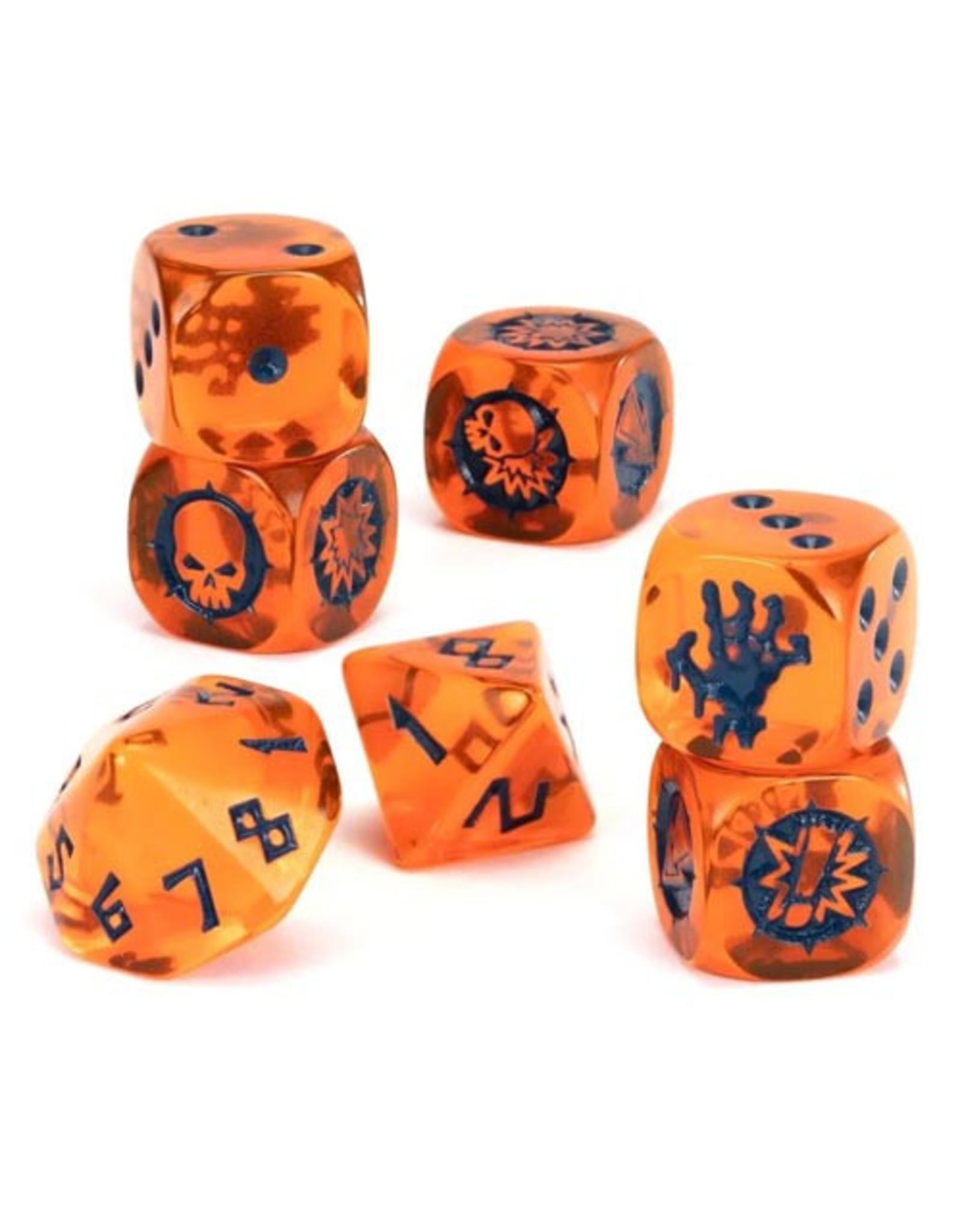 Games Workshop Blood Bowl: Shambling Undead Dice