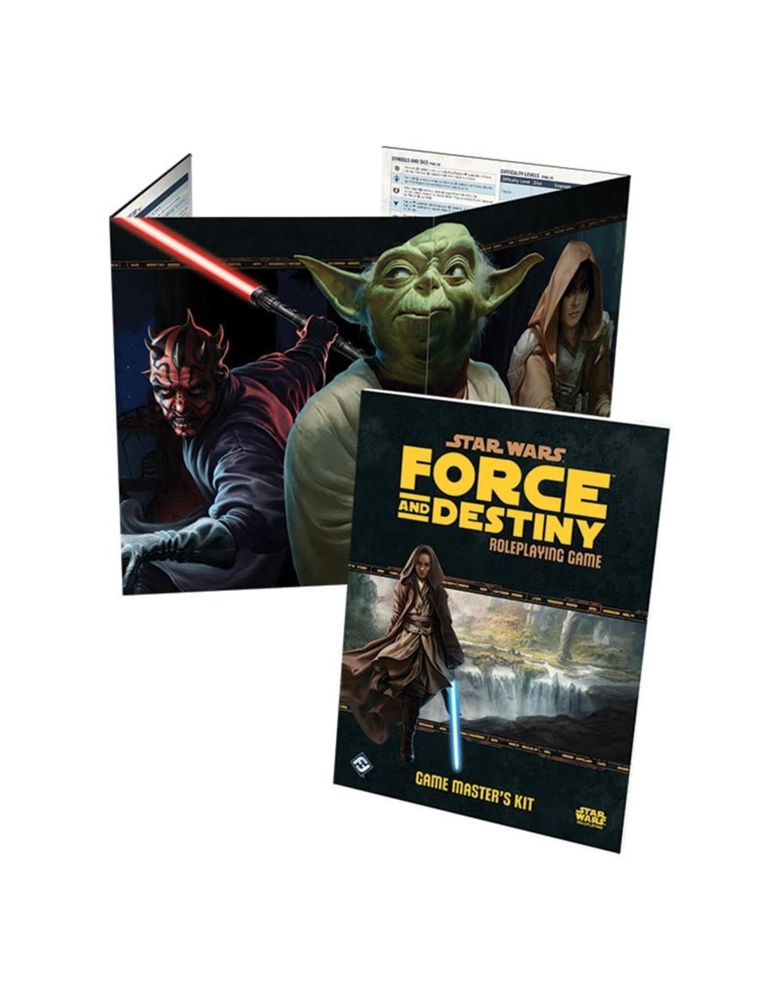 Fantasy Flight Games Star Wars FaD: Game Master's Kit