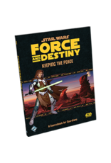 Fantasy Flight Games Star Wars Force and Destiny: Keeping the Peace