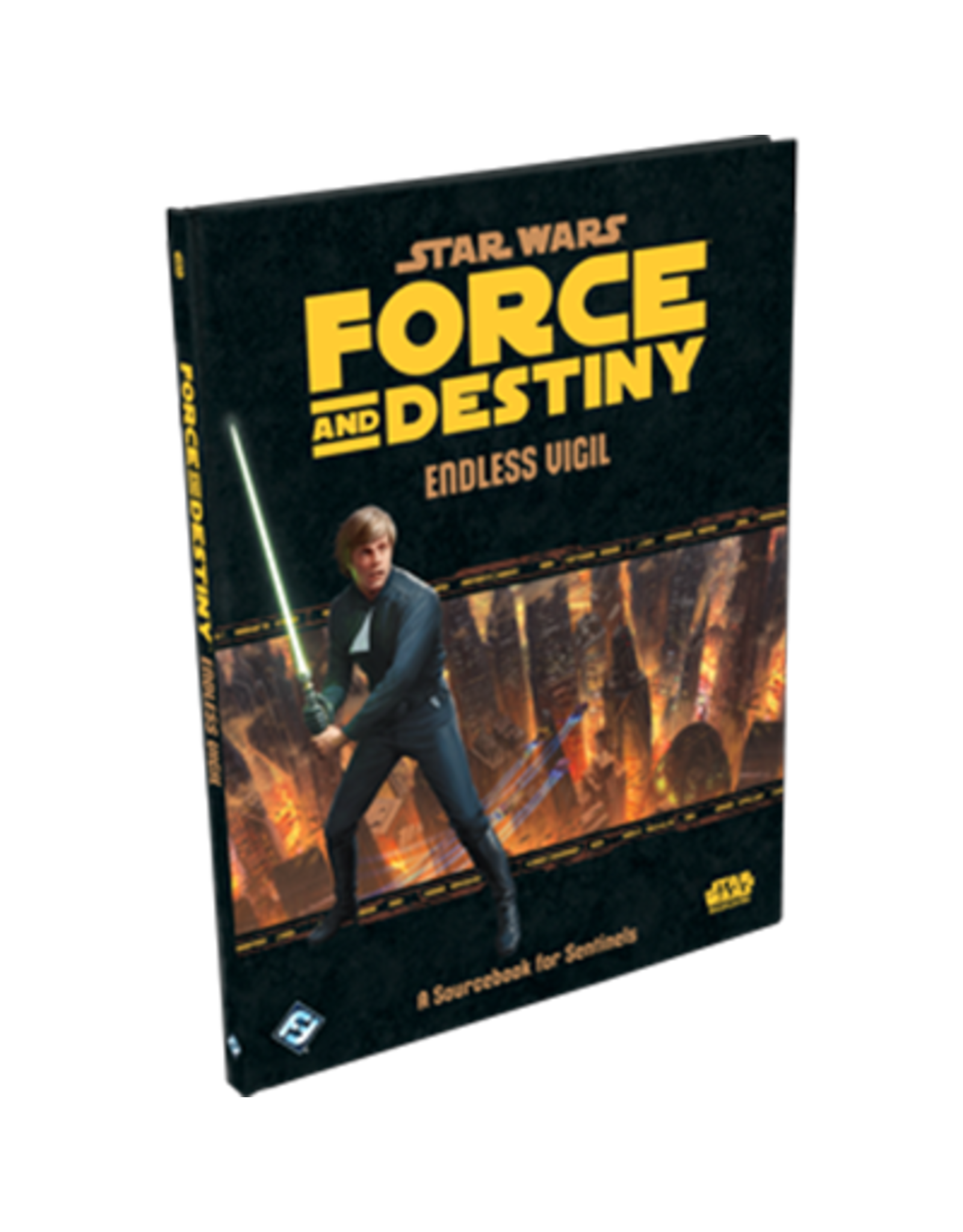 Fantasy Flight Games Star Wars Force and Destiny: Endless Vigil