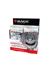 Wizards of the Coast MtG Adventures in the Forgotten Realms COLLECTOR Booster Box