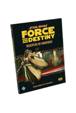 Fantasy Flight Games Star Wars Force and Destiny: Disciples of Harmony