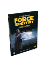 Fantasy Flight Games Star Wars Force and Destiny: Unlimited Power