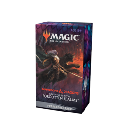 Wizards of the Coast MtG Adventures in the Forgotten Realms Prerelease Pack