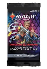 Wizards of the Coast MtG Adventures in the Forgotten Realms SET Booster Pack