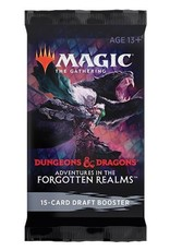 Wizards of the Coast MTG Adventures in the Forgotten Realms DRAFT Booster Pack