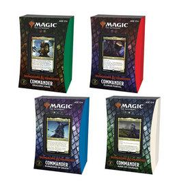 Wizards of the Coast MTG Forgotten Realms Commander Deck -