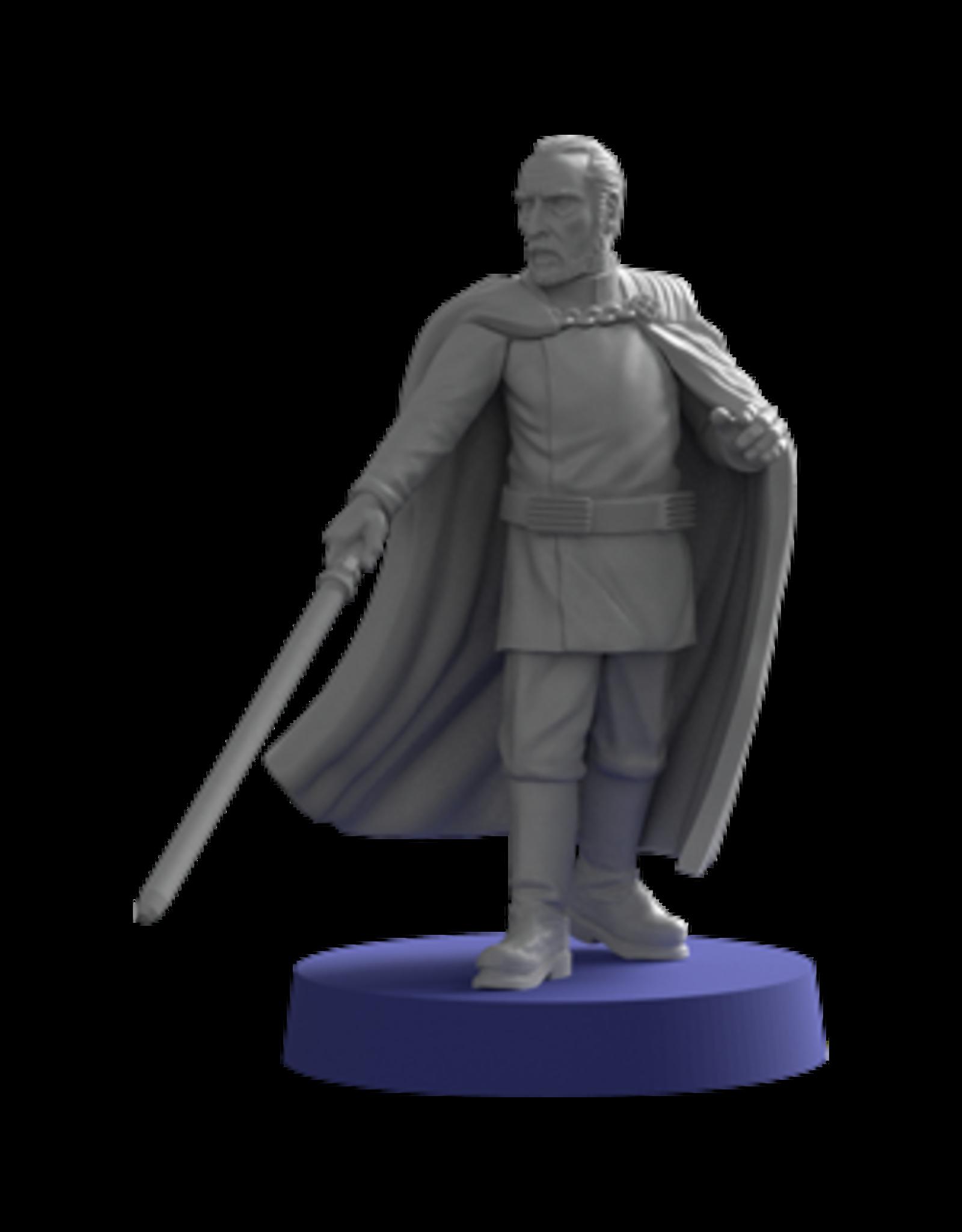 Fantasy Flight Games Star Wars Legion: Count Dooku Commander Expansion