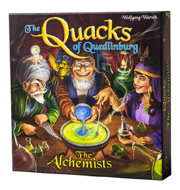 Asmodee The Quacks of Quedlinberg: The Alchemists