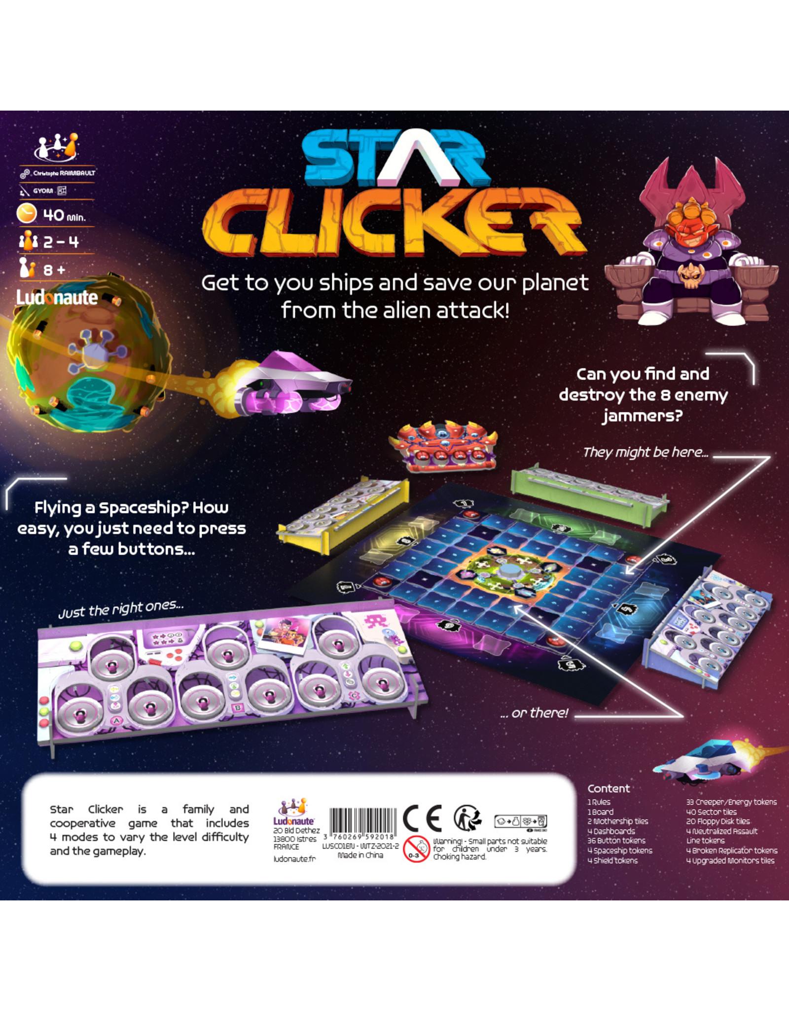 Ludonaute Star Clicker