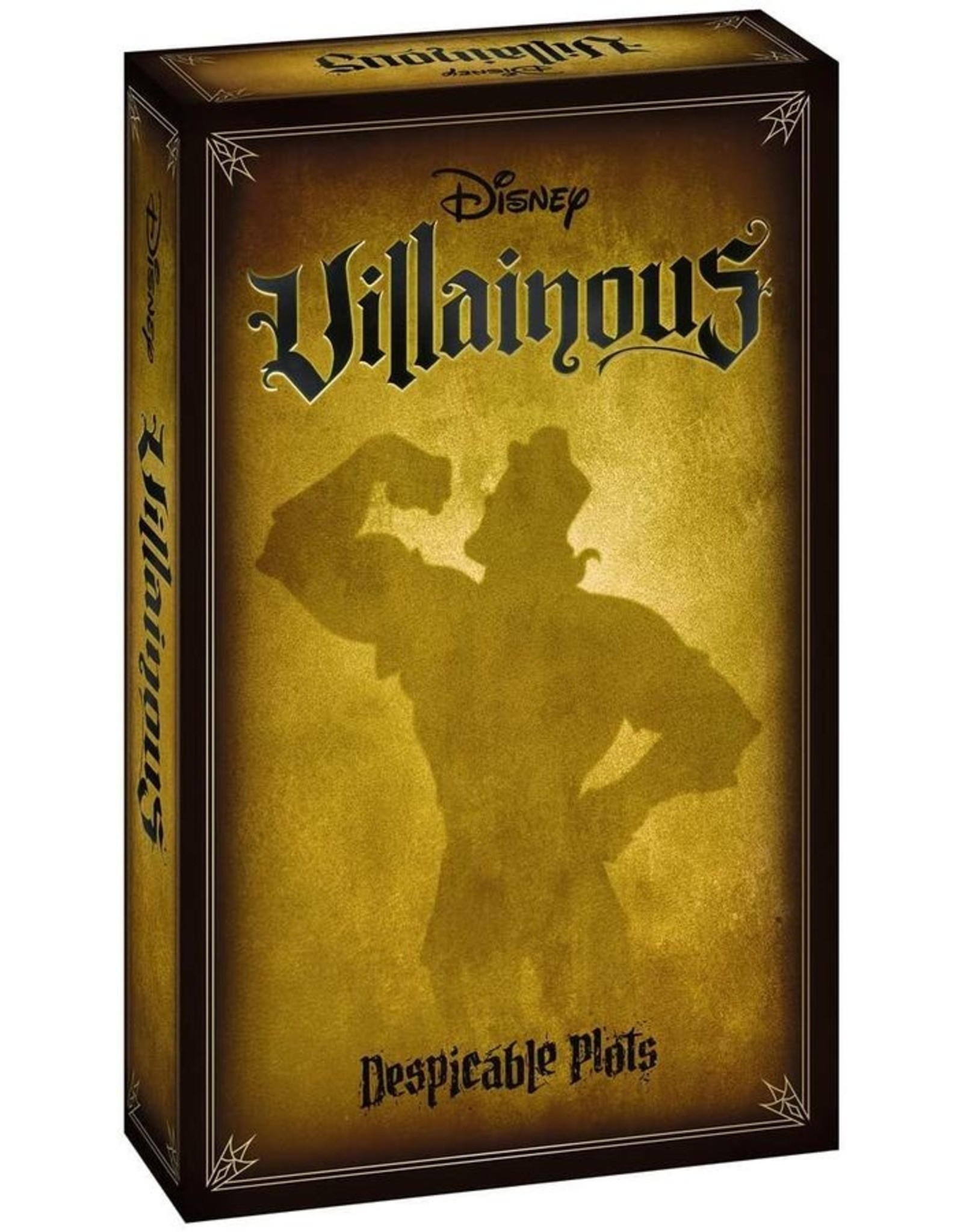 Ravensburger Disney Villainous: Despicable Plots Expansion