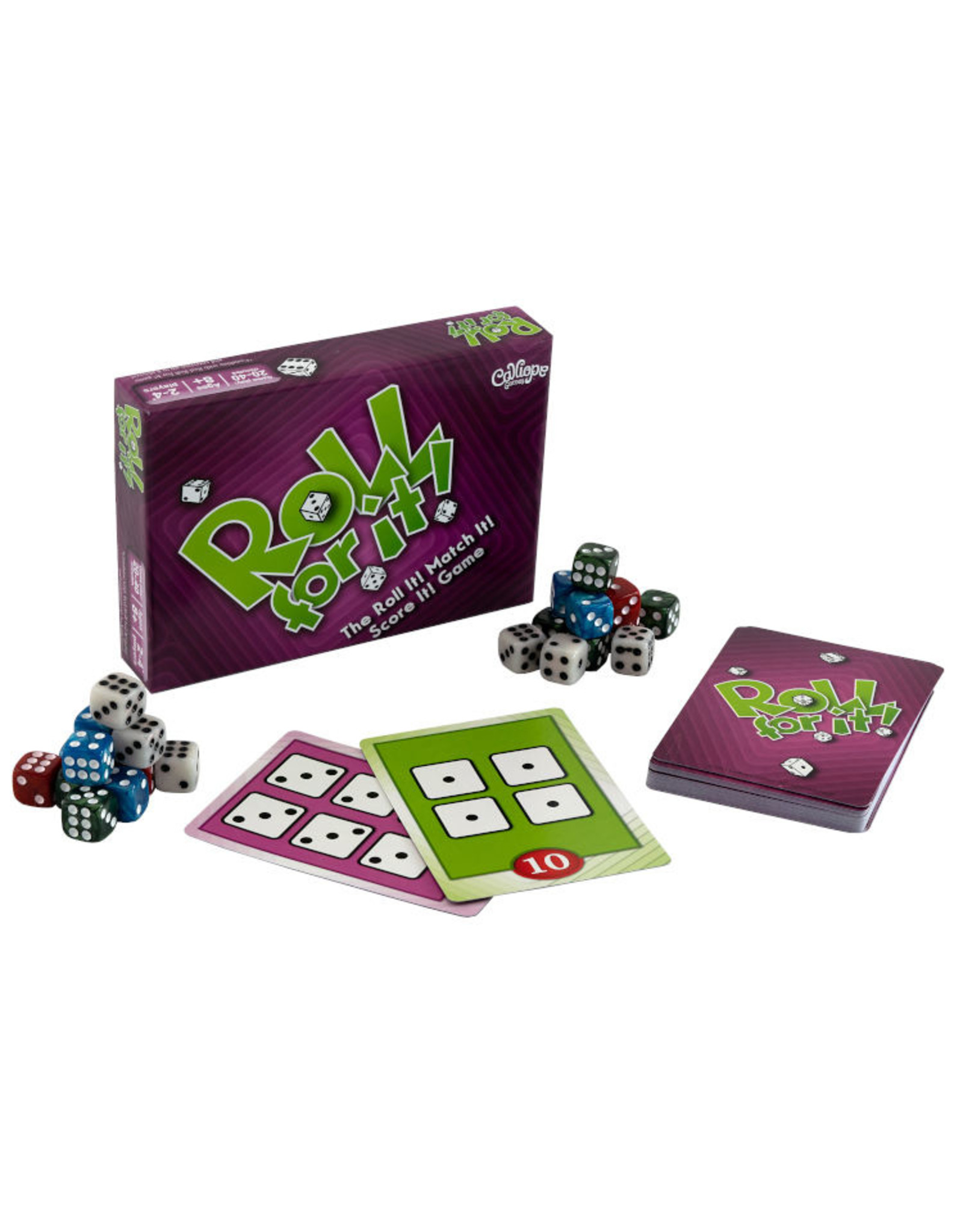 Calliope Games Roll for it!