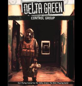 Arc Dream Publishing Delta Green: Control Group