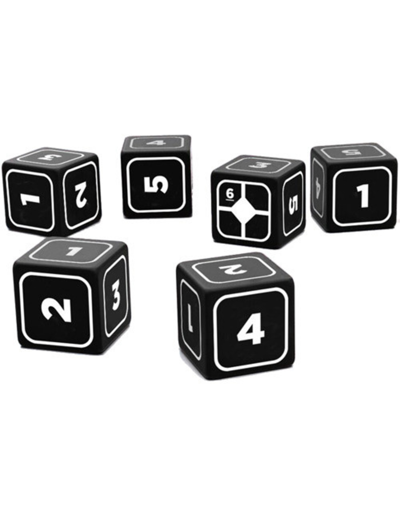Free League Publishing ALIEN RPG: Base Dice Set