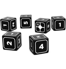 Free League Publishing ALIEN: Base Dice Set