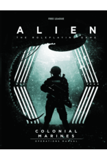 Free League Publishing ALIEN RPG: Colonial Marines Operations Manual