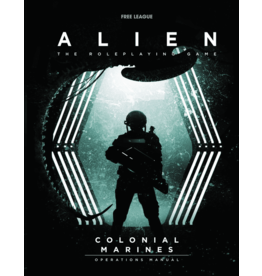 Free League Publishing ALIEN: Colonial Marines Operations Manual