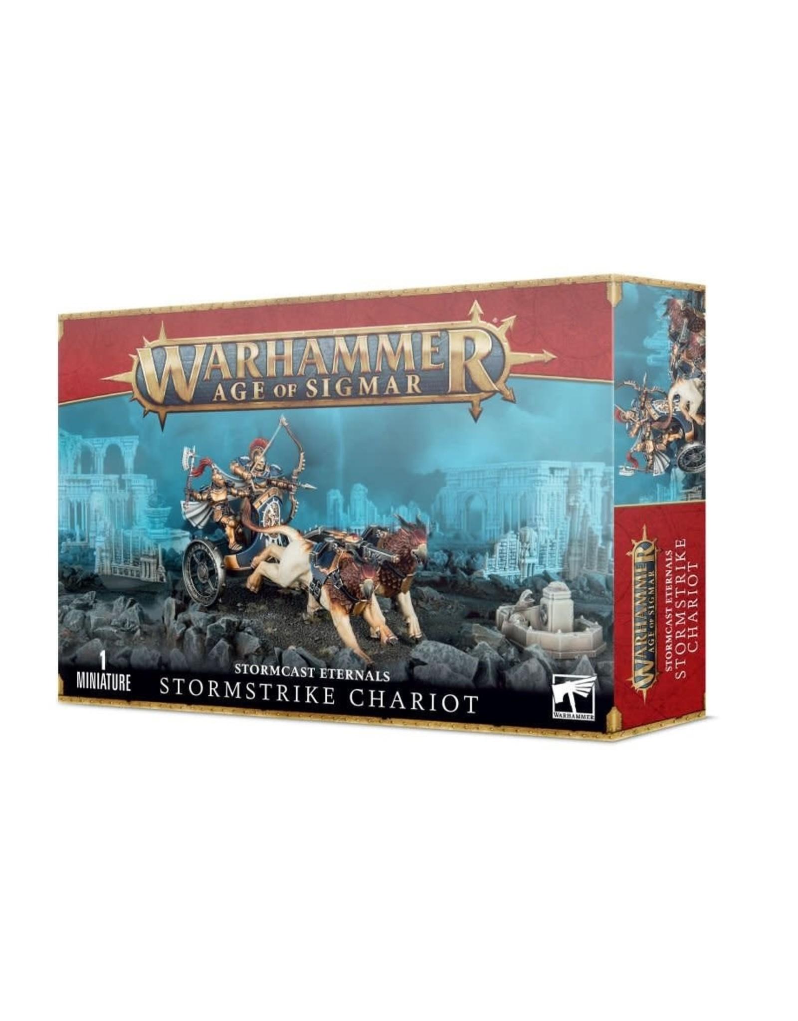 Games Workshop Stormcast Eternals: Stormstrike Chariot