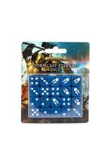 Games Workshop Age of Sigmar: Stormcast Eternals Dice Set
