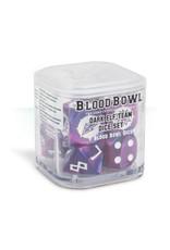 Games Workshop Blood Bowl: Dark Elf Team Dice Set