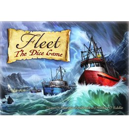 Eagle-Gryphon Games Fleet: The Dice Game