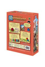 Z-Man Games Carcassonne:  Under the Big Top Expansion