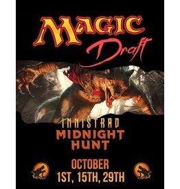 Wizards of the Coast In-Store Gaming: MtG Midnight Hunt Draft