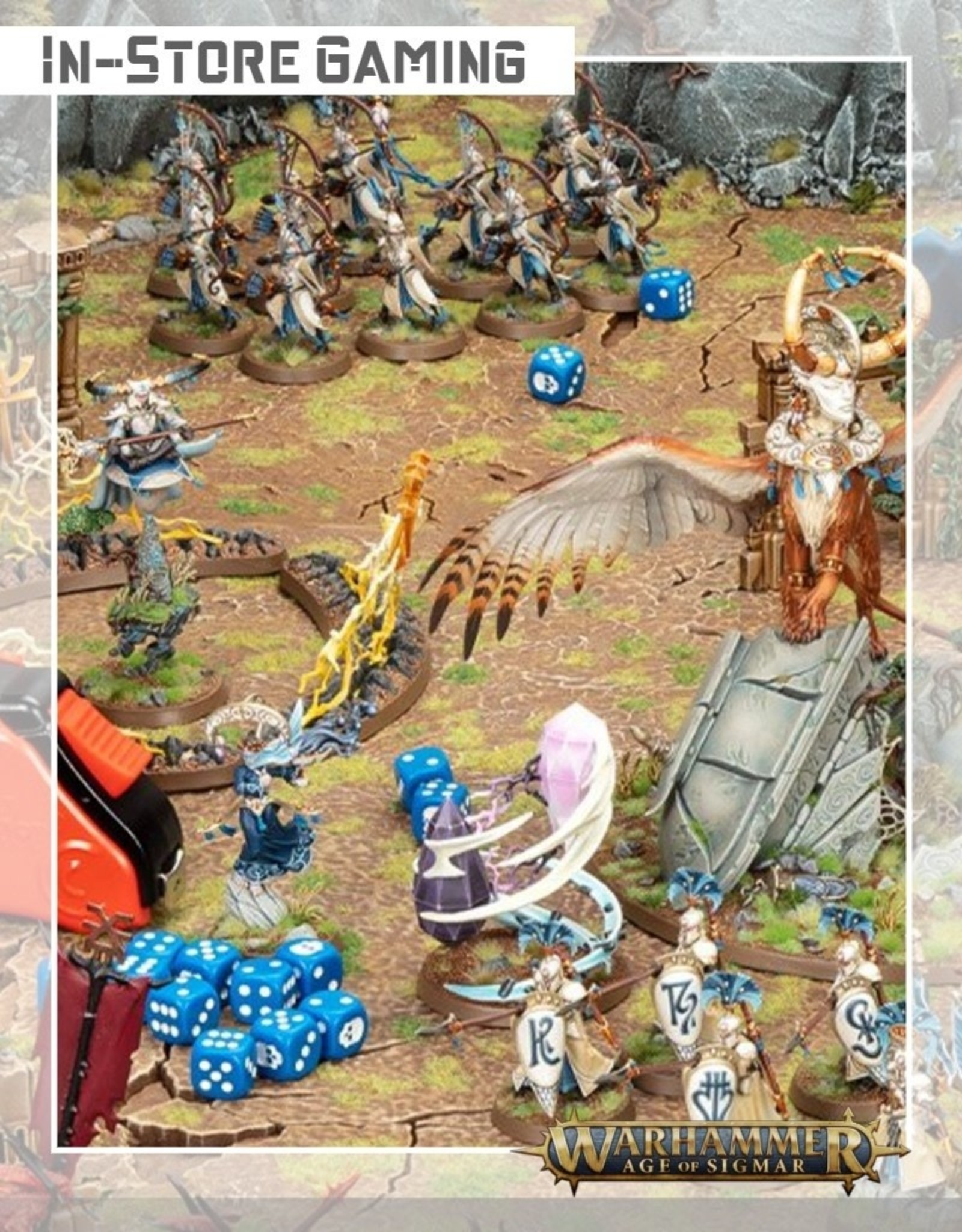 Games Workshop In-Store Gaming: Age of Sigmar Open Play