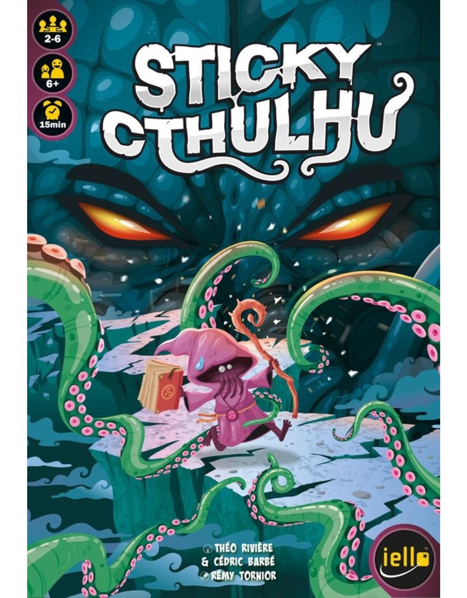 Iello Sticky Cthulhu