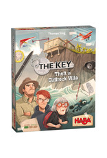 Haba USA The Key: Theft in Cliffrock Villa