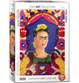 "Eurographics ""Self-Portrait The Frame"" 1000 Piece Puzzle"