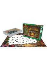 "Eurographics ""Festive Labs"" 1000 Piece Puzzle"
