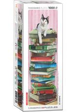 "Eurographics ""Academic Cat"" 1000 Piece Panoramic Puzzle"