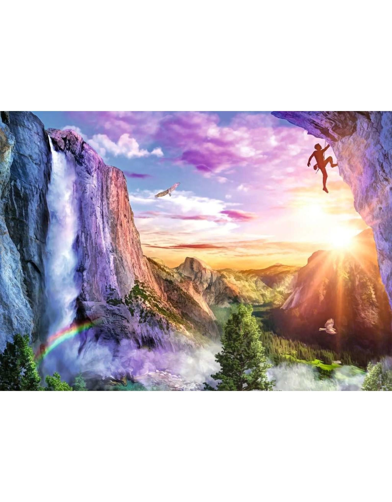 "Ravensburger ""Climber's Delight"" 1000 Piece Puzzle"