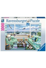 "Ravensburger ""Beachfront Getaway"" 1000 Piece Puzzle"