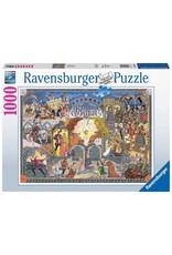 """Ravensburger """"Romeo & Juliet"""" 1000 Piece Puzzle"""