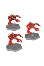 Games Workshop Aero/Imp: Asuryani Phoenix Bomber Squad