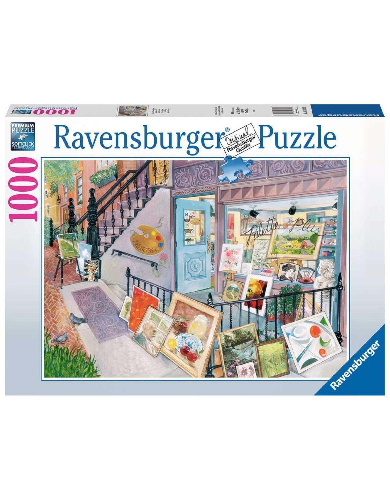 "Ravensburger ""Art Gallery"" 1000 Piece Puzzle"