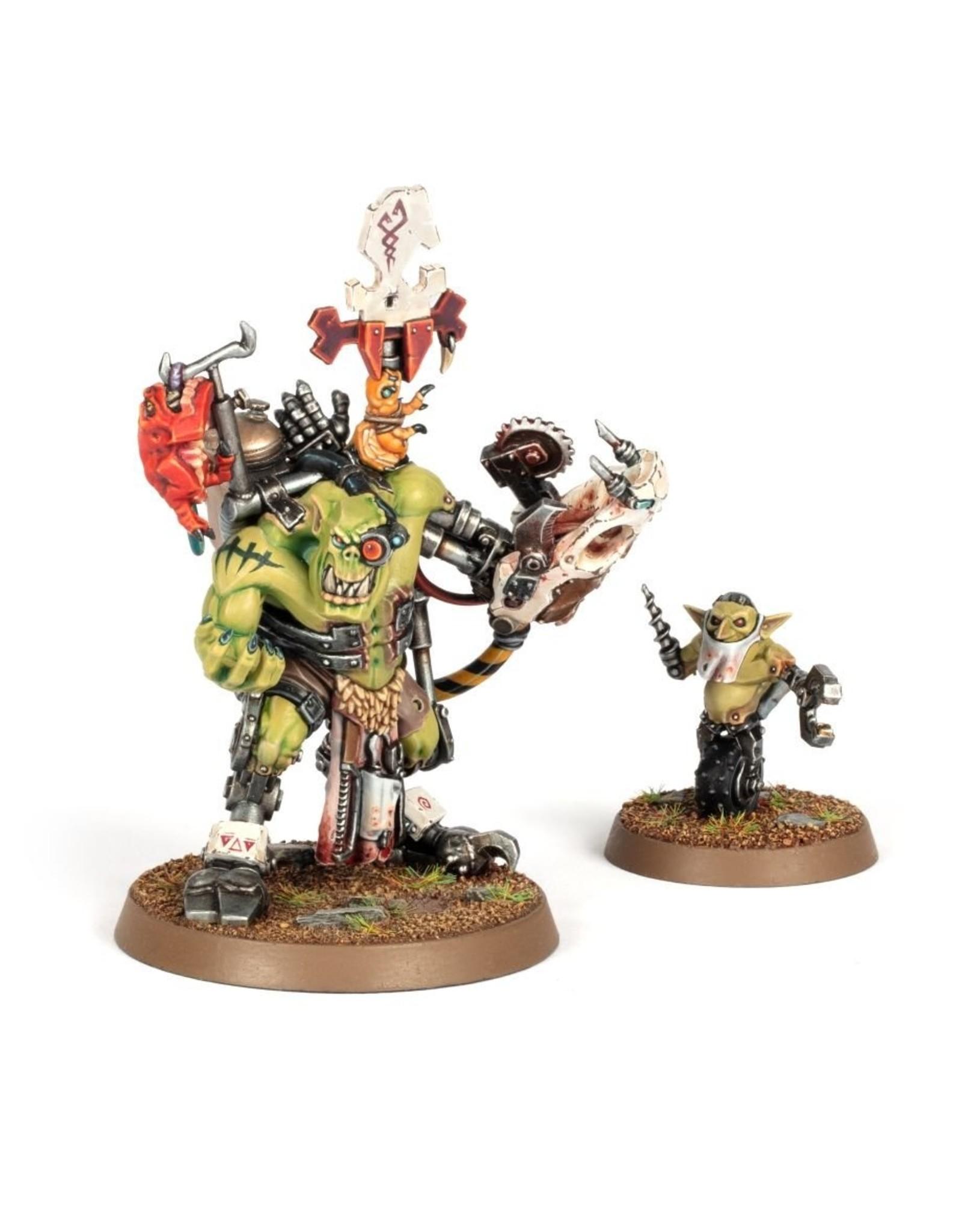 Games Workshop Orks: Painboss