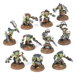 Games Workshop Orks: Beast Snagga Boyz