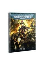 Games Workshop Orks: 9th ed Codex