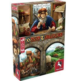 Pegasus Spiele Hansa Teutonica: Big Box Edition