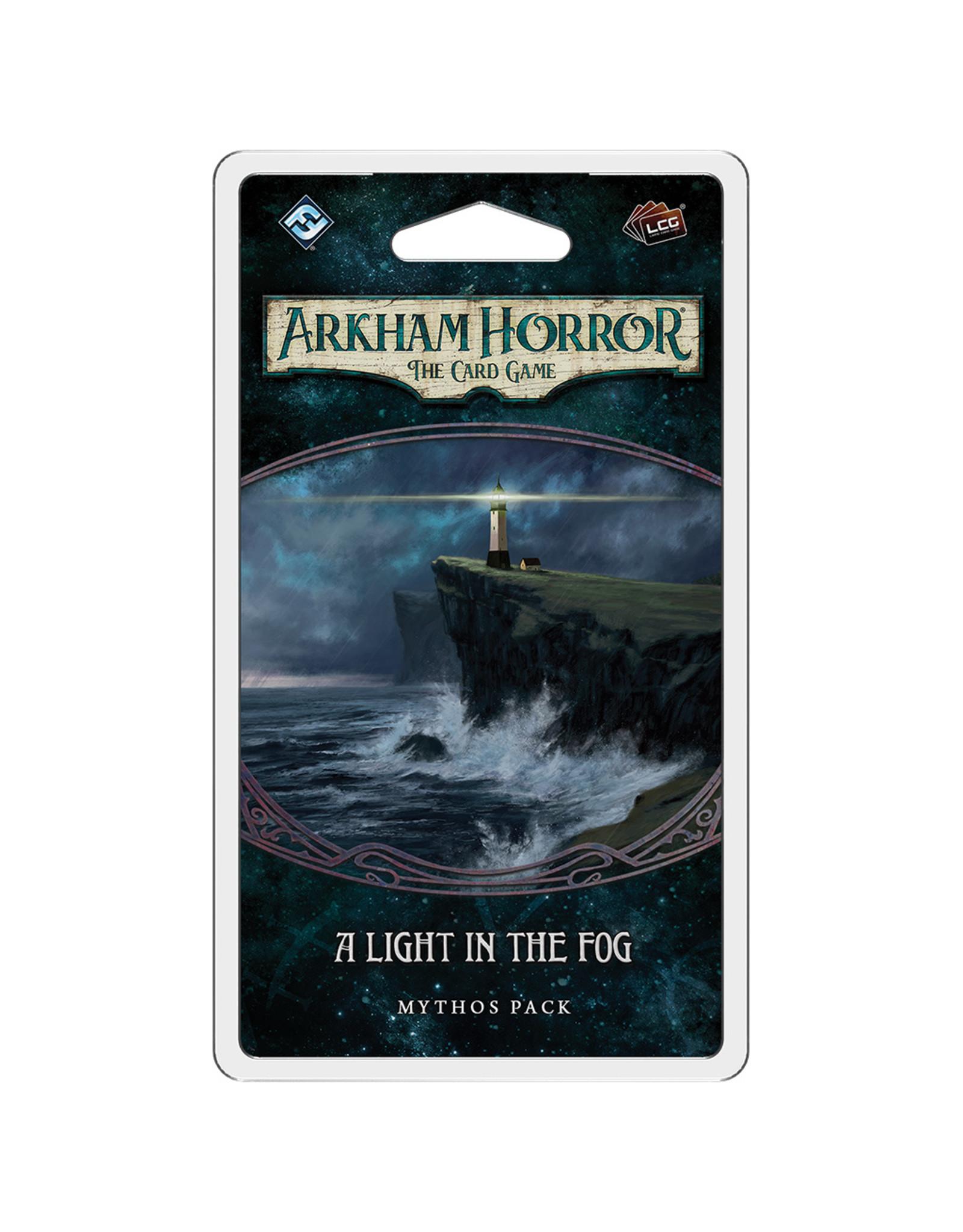 Fantasy Flight Games Arkham Horror LCG: The Innsmouth Conspiracy Mythos Packs